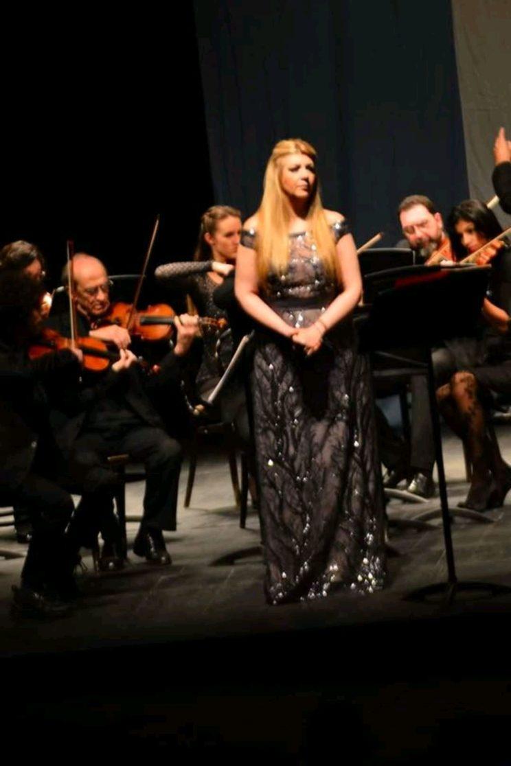 Concierto 50 aniversario de la Orquesta de Cámara Municipal 25/05/2019
