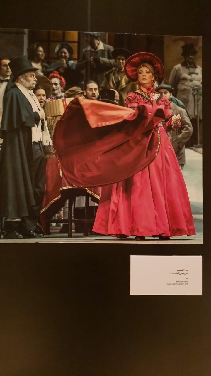 La Boheme interpretada por la Soprano Paula Almerares en el Teatro Colón, llega a Muscat, Omán.