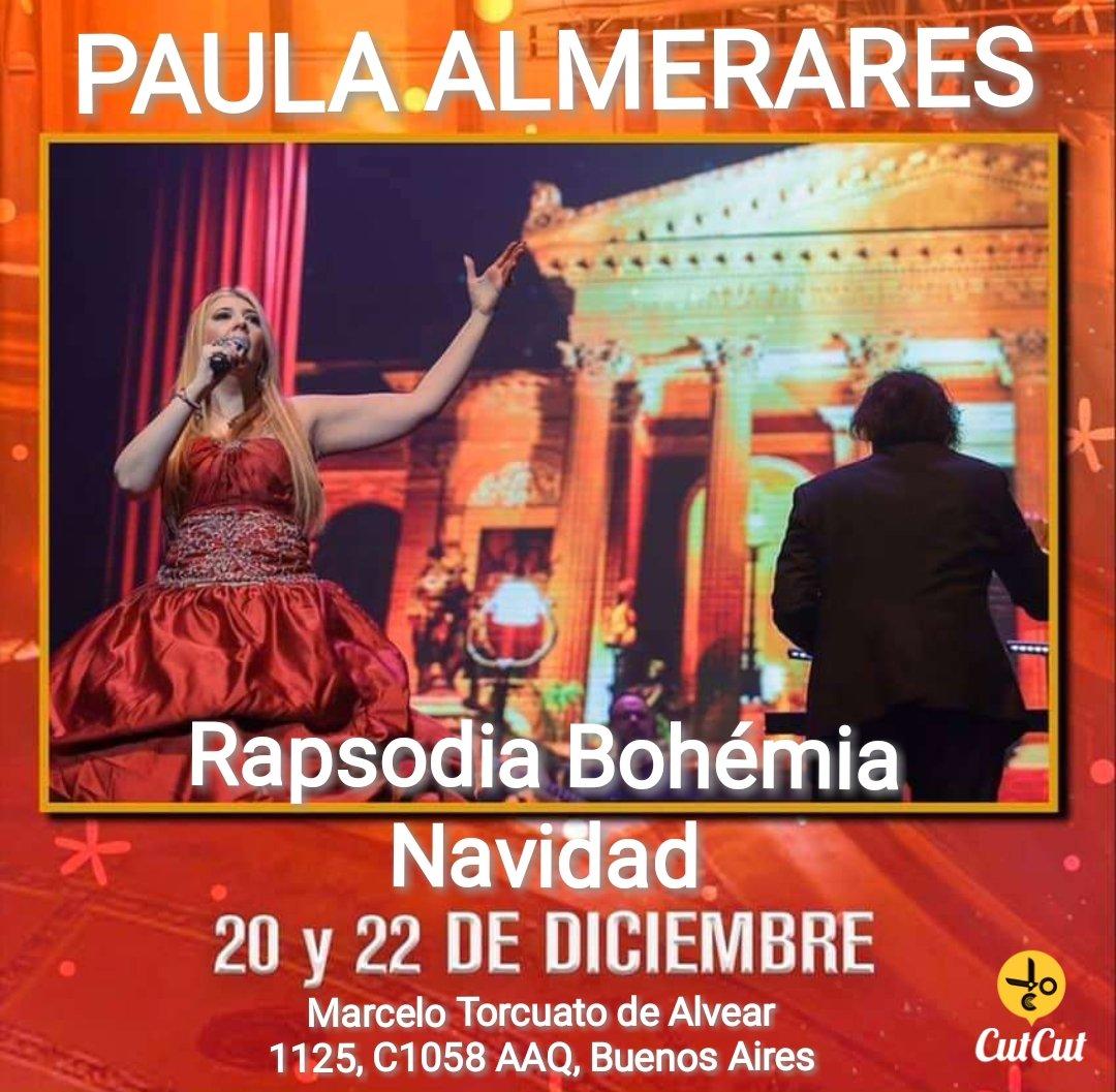 Teatro Coliseo Bs.As 20 y 22 Diciembre 2019